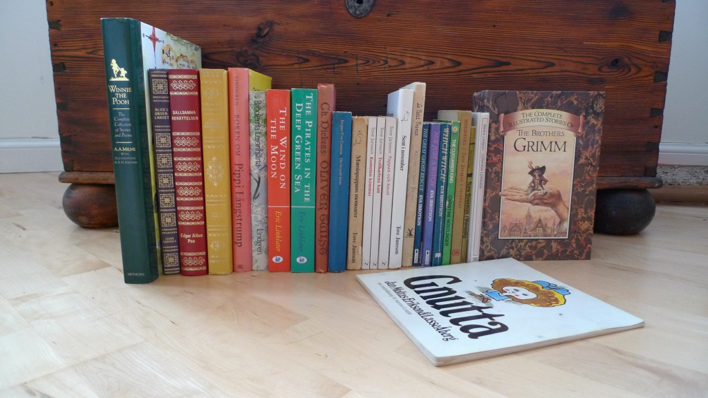 The treasured childhood books that inspired me to write
