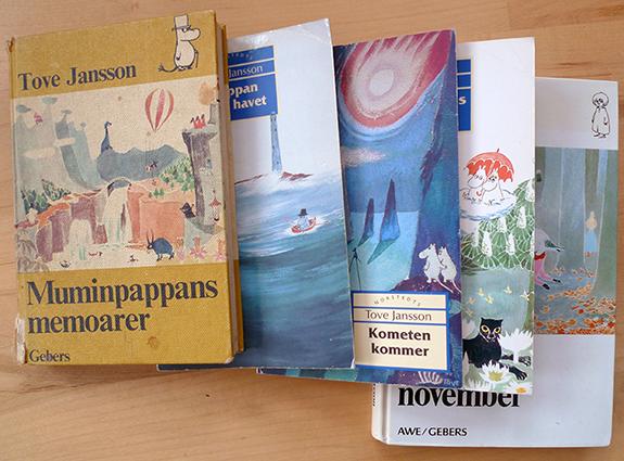 Tove Jansson's moomin books still inspire